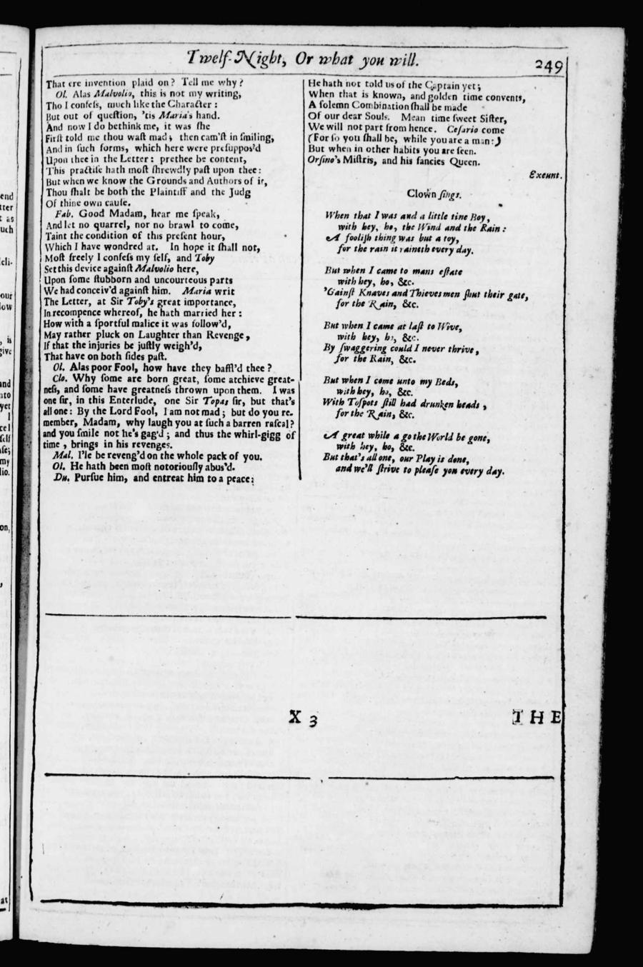 Image of Fourth Folio (New South Wales), page 254