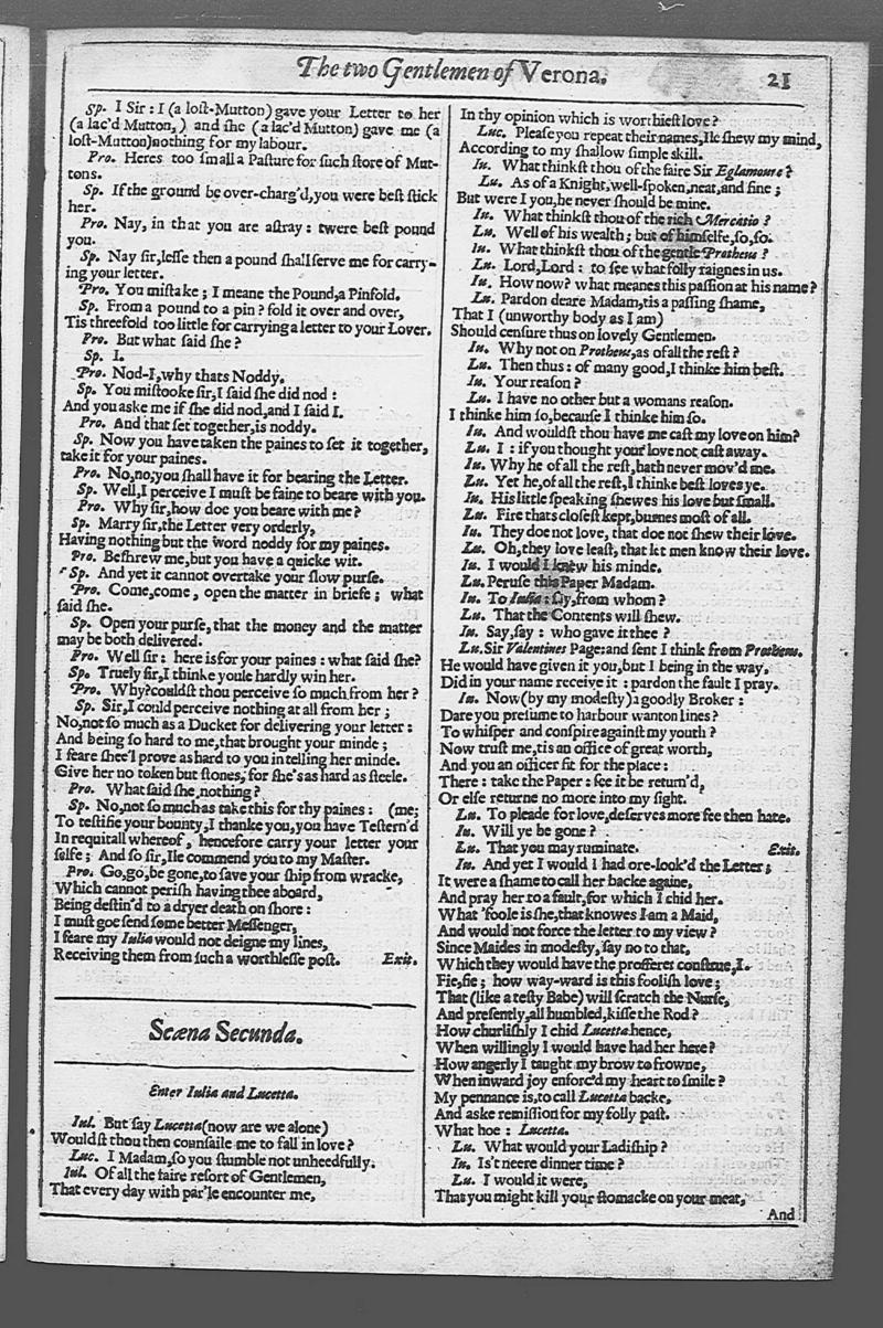 Image of Second Folio (New South Wales), page 39