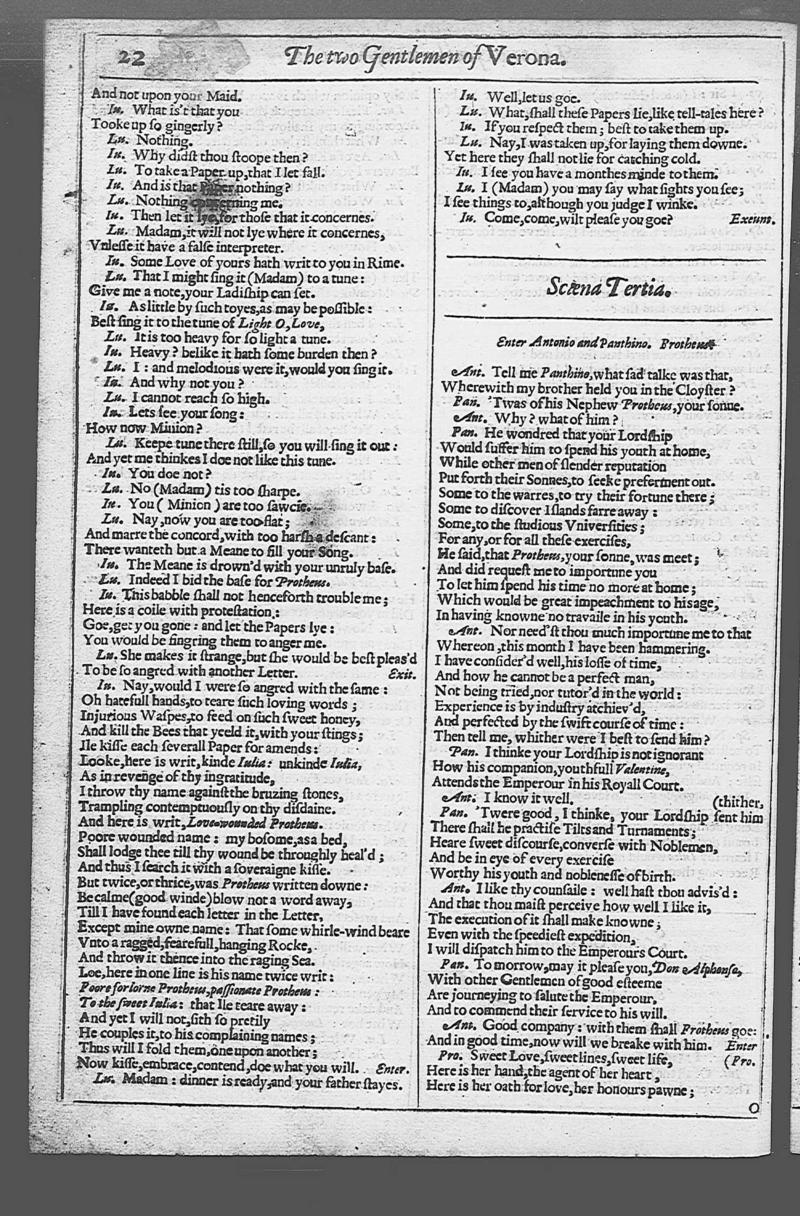 Image of Second Folio (New South Wales), page 40