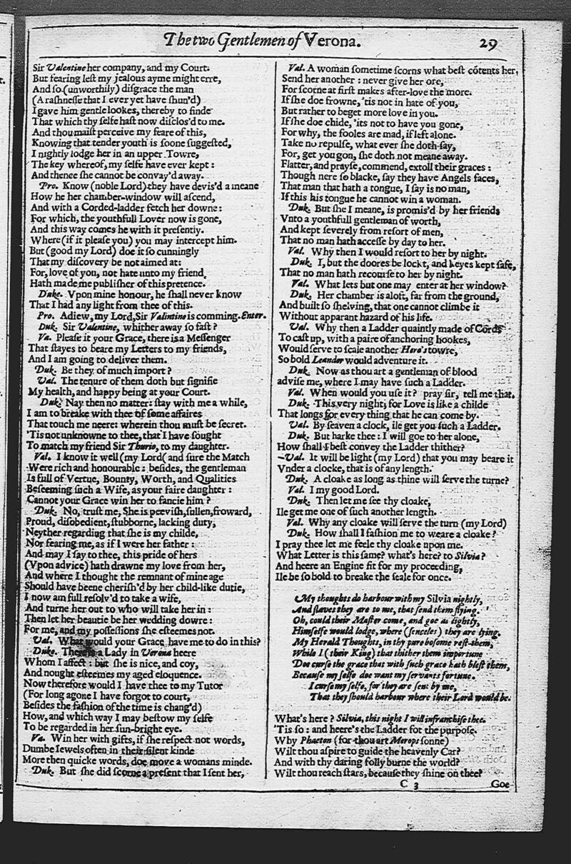 Image of Second Folio (New South Wales), page