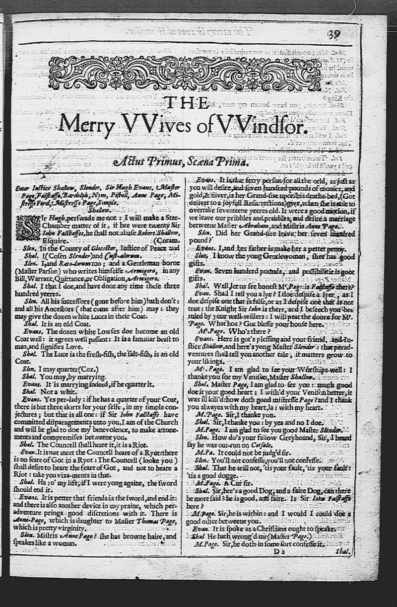 Image of Second Folio (New South Wales), page 57