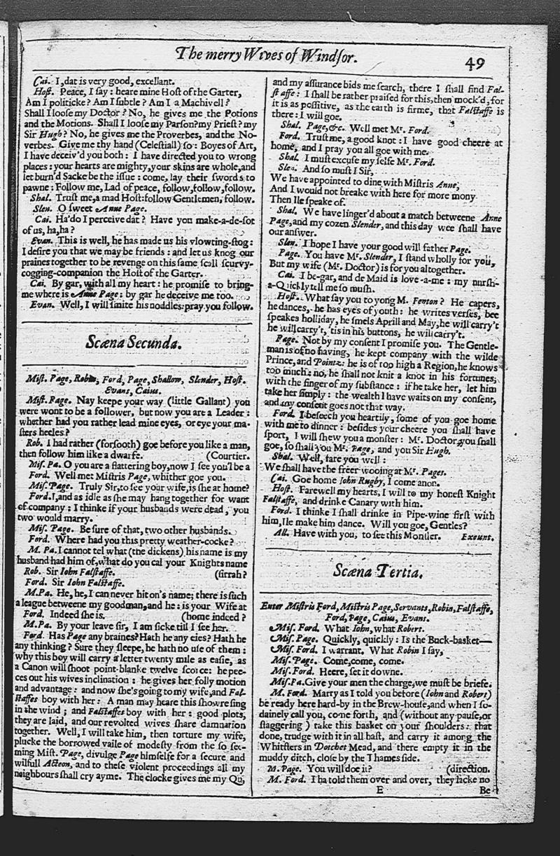 Image of Second Folio (New South Wales), page 67