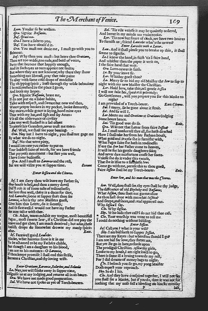Image of Second Folio (New South Wales), page 187