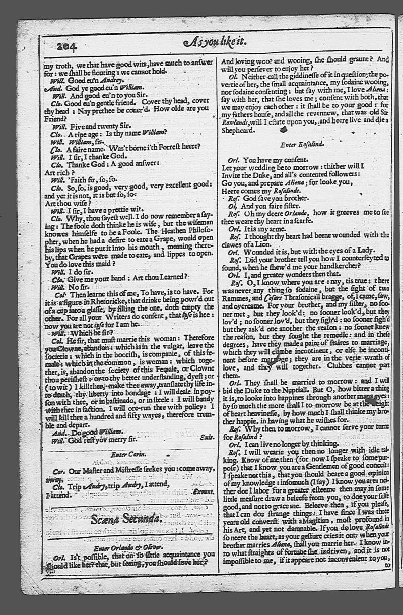 Image of Second Folio (New South Wales), page 222