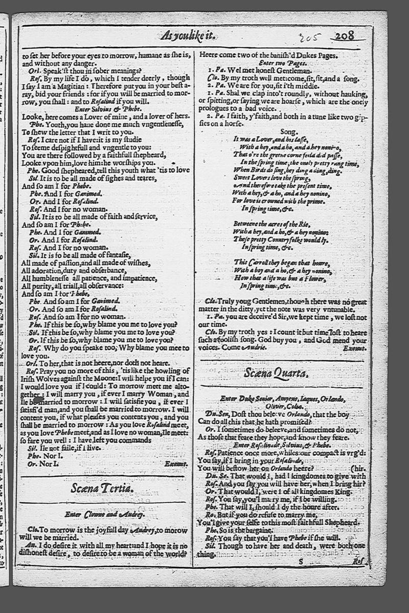 Image of Second Folio (New South Wales), page 223