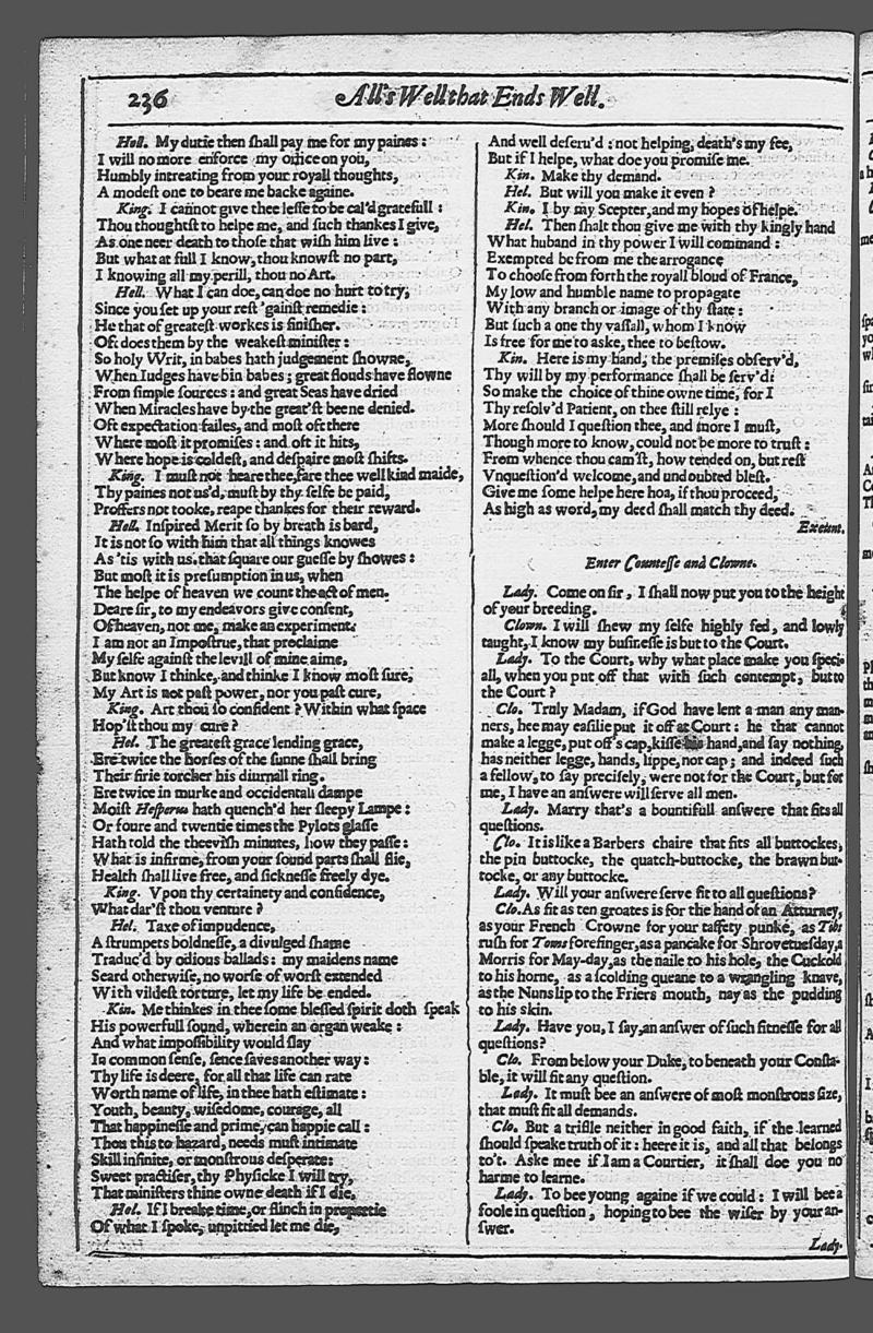 Image of Second Folio (New South Wales), page 254