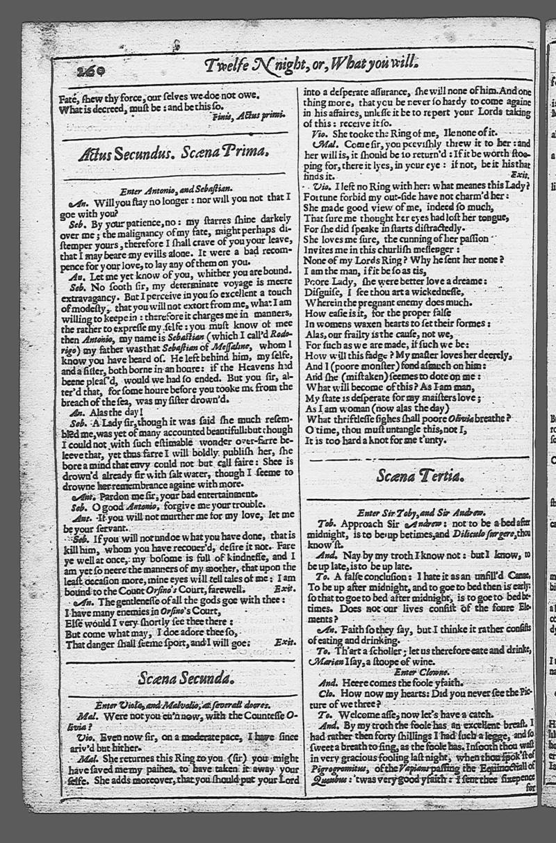 Image of Second Folio (New South Wales), page 278