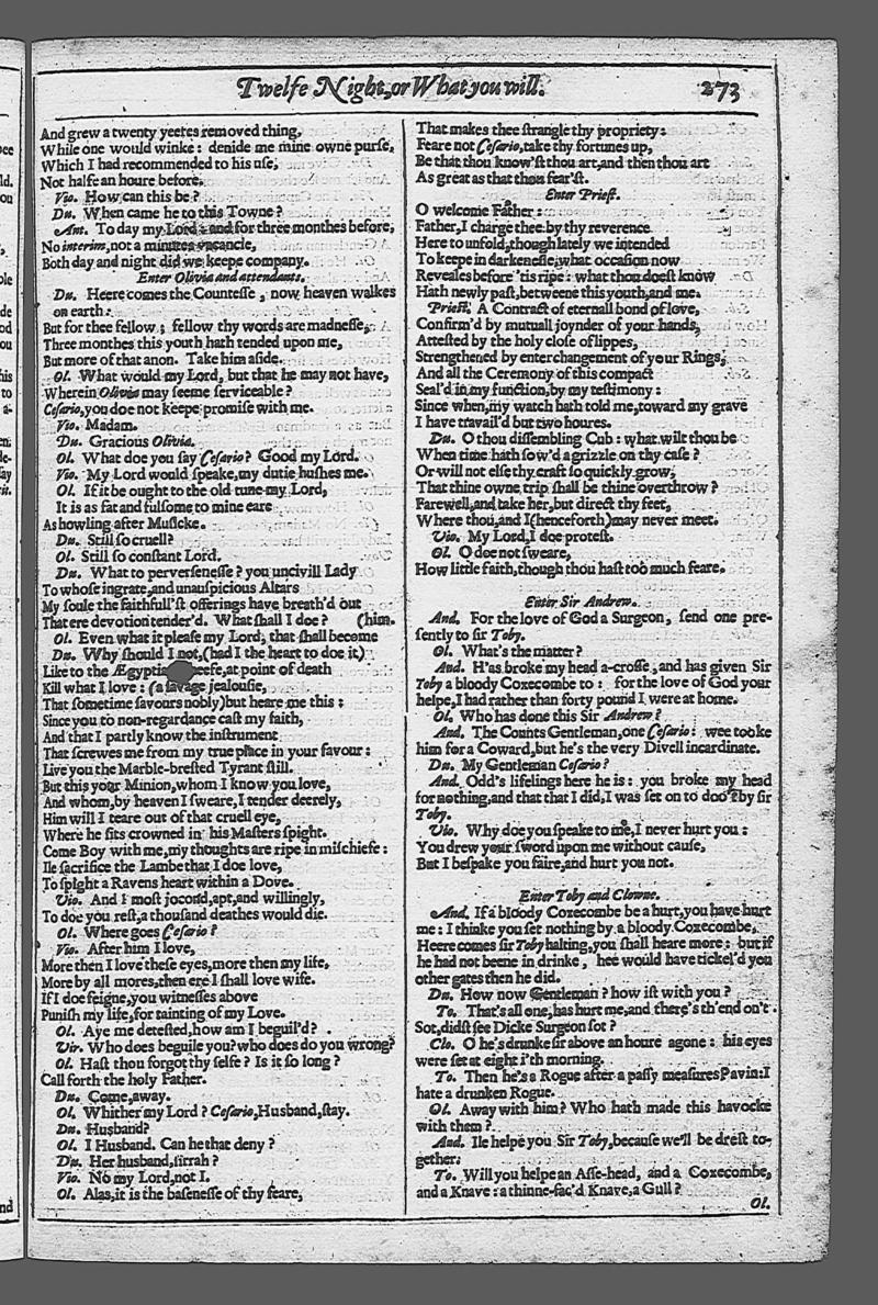 Image of Second Folio (New South Wales), page 291