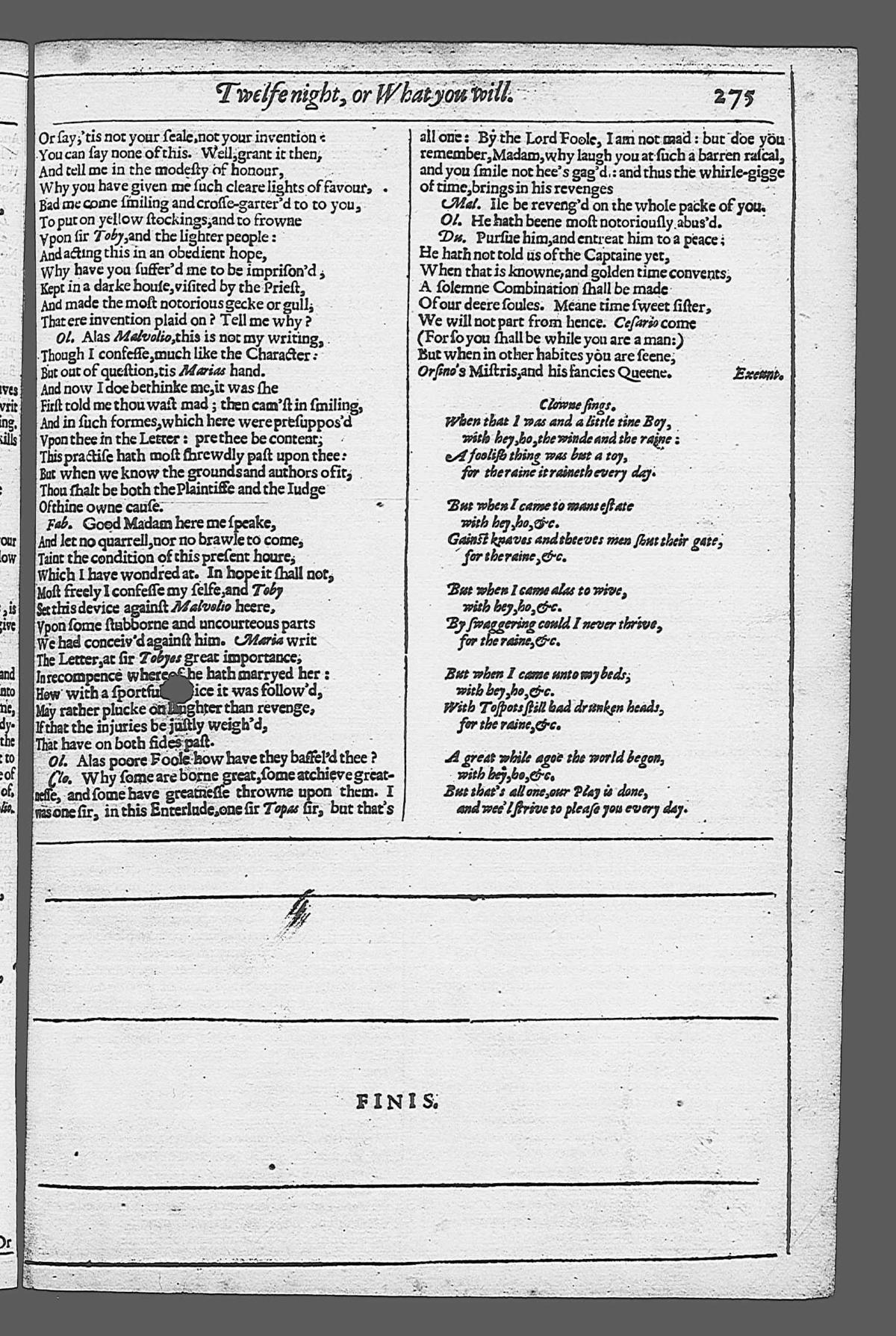 Image of Second Folio (New South Wales), page 293