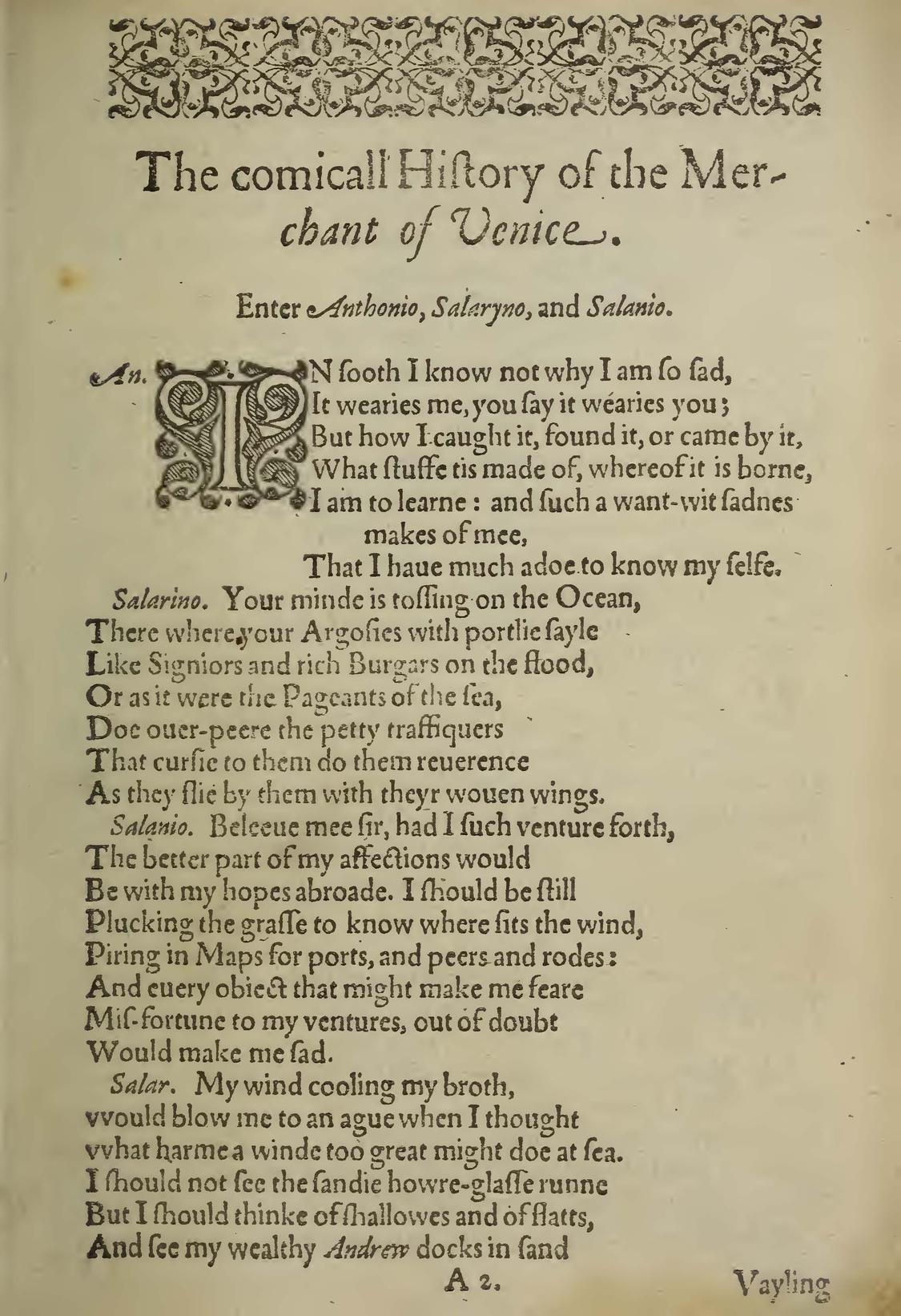 the merchant of venice essay shylock The merchant of venice is a 16th-century play written by william shakespeare in which a merchant in venice must default on a large loan provided by a jewish moneylender, shylock.