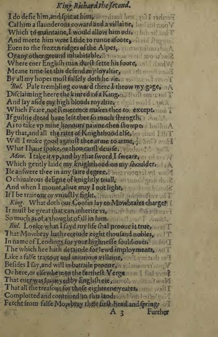 Image of Richard II, Quarto 2 (Boston Public Library), page