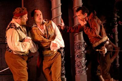 romeo and mercutio