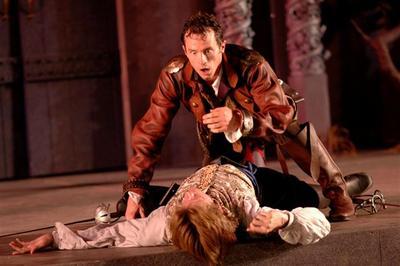 Image result for romeo kills tybalt