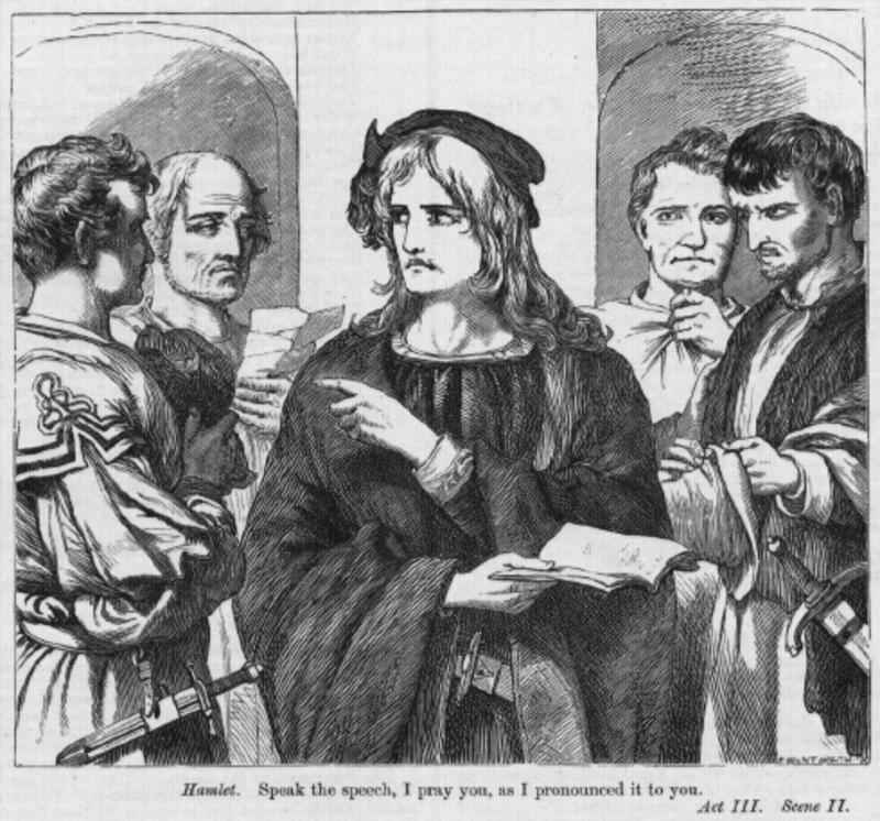 an analysis of capturing the readers interest as soon as possible in william shakespeares hamlet act To quote aw verity, lady macbeth and hamlet stand apart from the rest of shakespeare's creations in the intensity and perplexity of the interest they arose inspite her all her crimes and machinations, the readers cannot help pitying her ultimate sufferings and premature death.