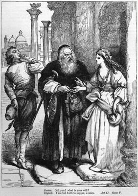an overview of the antisemitism in the merchant of venice a play by william shakespeare Anti-semitism in the merchant of venice throughout the play, the merchant of venice william shakespeare portrays anti-semitism through many of his characters.