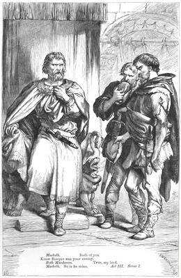 macbeth act 3 scene 1