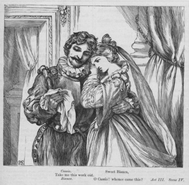 соревнования отелло картинки шекспир иллюстрации стилистикой владелец