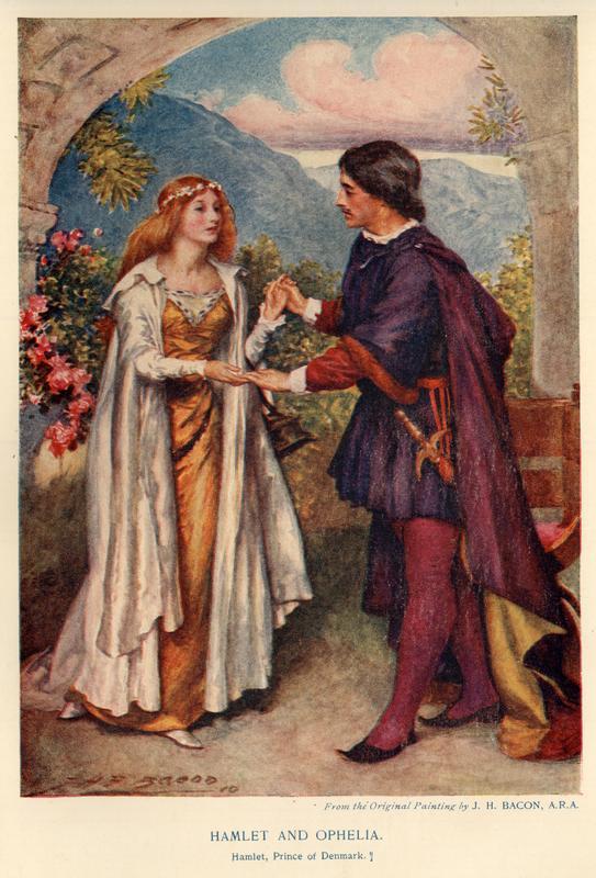Dating hamlet ophelias story